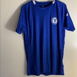Adidas Chelsea Football Club Climacool Shirt